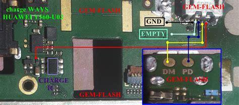 huawei y560 u02 complete hardware repair solution