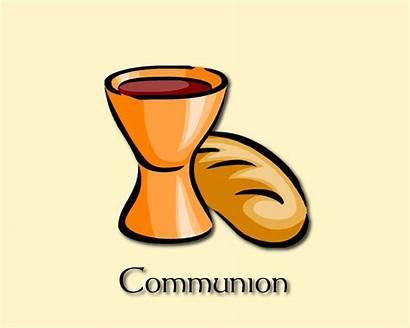 Communion Clip Clipart Sunday Cross Drawing Church