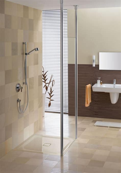 Badezimmer Dusche Ebenerdig by Ebenerdige Dusche In 55 Attraktiven Modernen Badezimmern