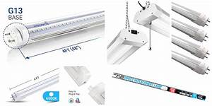 9 Best Led Tube Lights  Fluorescent Replacement