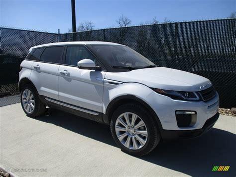 2016 Yulong White Metalllic Land Rover Range Rover Evoque