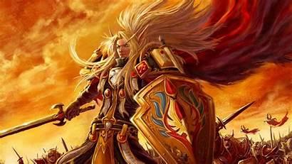 Fantasy Adventure Warcraft Warrior Artwork