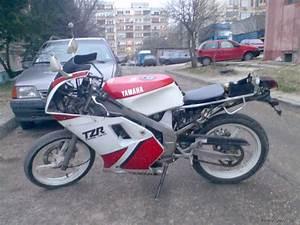 1998 Yamaha Tzr 50