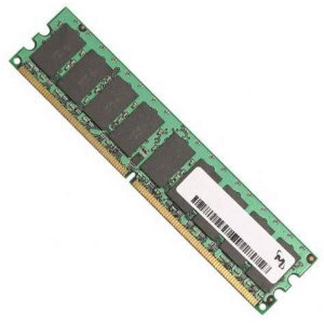 Micron 256mb Ddr2 667mhz Memory Pc25300u55512zz