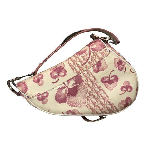 dior saddle bag  chic selection