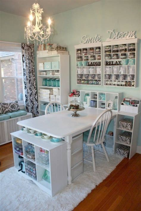 15 Beautiful Craft Rooms To Die For  Papercrafter Blog