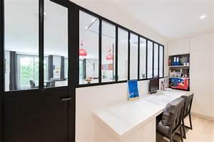 exceptional plan chambre salle de bain dressing 3 With exceptional idee deco bureau maison 3 deco chambre chaleureuse