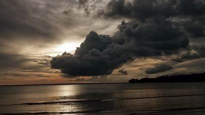Clouds Storm Rain Galaxy