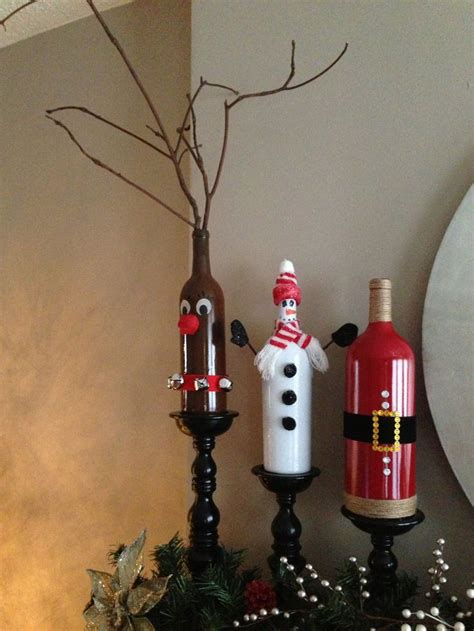 wine bottle ls crafts 39 best images about wine glass creations on pinterest