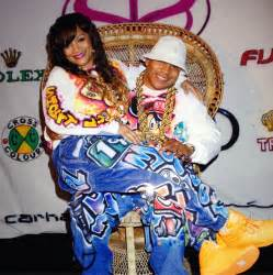 LL Cool J Wife 90s Party