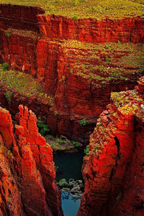 Karijini National Park Western Australia