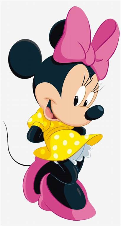 Minnie Mouse Yellow Mickey Amigos Clip Clipart