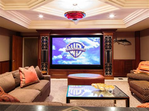 Home Theater Design Tips  Ideas For Home Theater Design