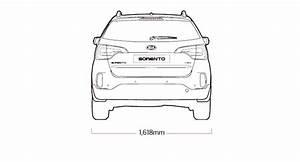 sorento specs suv mpv kia motors british dominica With kia gt concept