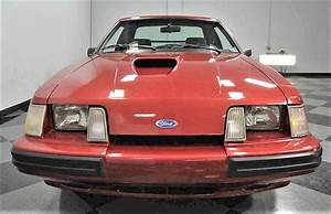 Turbo-4 1986 Ford Mustang SVO | ClassicCars.com Journal