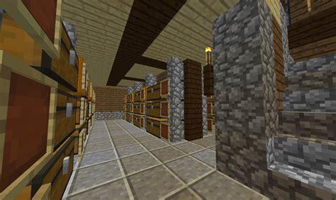 マイクラ 地下 倉庫