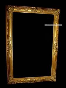 Große Spiegel Mit Rahmen : grosser prachtvoller bilderrahmen rahmen holzrahmen ~ Michelbontemps.com Haus und Dekorationen