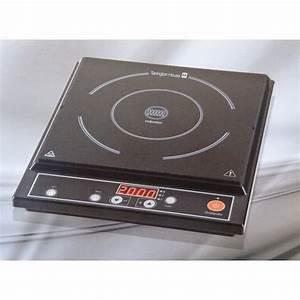 Four Plaque Induction : plaque de cuisson induction commande sensitive achat ~ Melissatoandfro.com Idées de Décoration