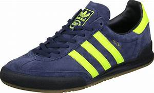 Adidas Jeans Shoes Blue Neon Yellow