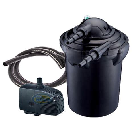 pompe uv pour bassin exterieur aqua nfp 20 filtre pour bassin de 10000 litres