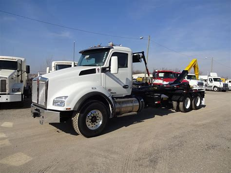 kenworth t880 for sale kenworth t880 hooklift trucks for sale used trucks on