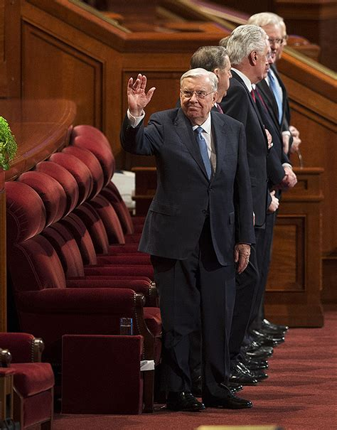 Coverage The April General Conference