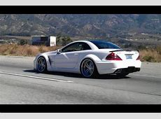 Anyone seen this widebody SL bodykit in person? MBWorld