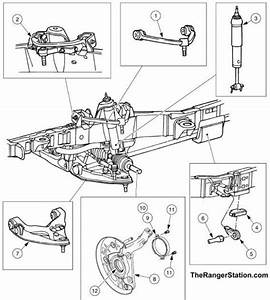 31 2000 Ford Explorer Front Suspension Diagram