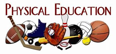 Pe Physical Education Health Clip Teacher Department