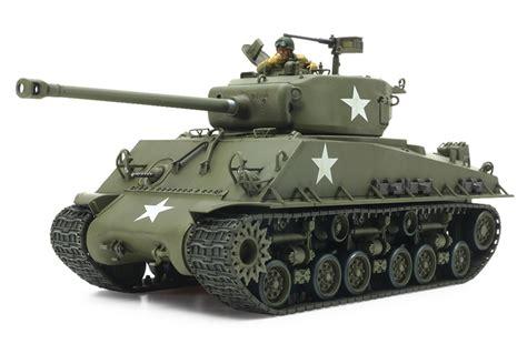 1/35 U.s. Medium Tank M4a3e8 Sherman