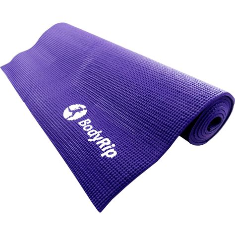 you and the mat bodyrip thick foam pilates mat 6mm the more you