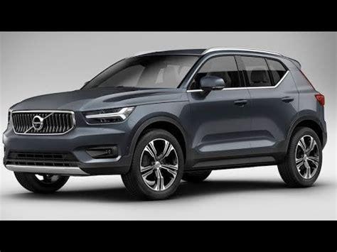 volvo xc40 jahreswagen 2019 volvo xc40 review
