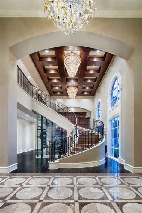 palatial mediterranean staircase designs  redefine luxury