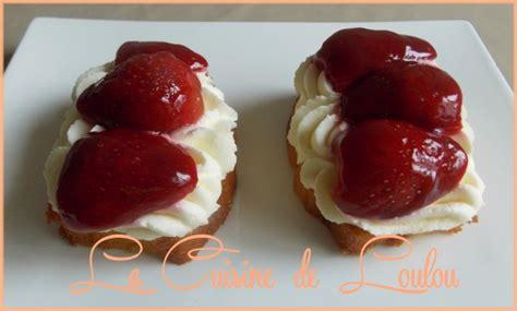 dessert du jour rapide desserts rapide 224 la fraise la cuisine de loulou