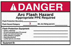 comply with regulations increase safety save costs with With arc flash label template