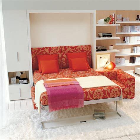 petit canapé pour studio lit gain de place et meubles pour aménagement petit espace