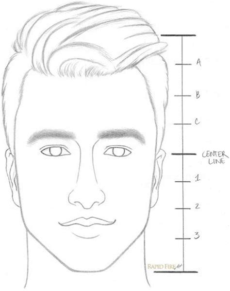 learn   draw  face   easy steps beginners
