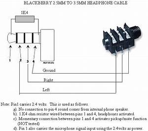 Wiring Diagram For 3 5 Mm Stereo Plug