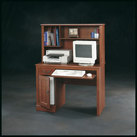 Sauder Camden County Computer Desk Hutch 101736