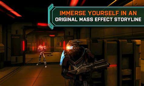 game mass effect infiltrator unlimited money  apk