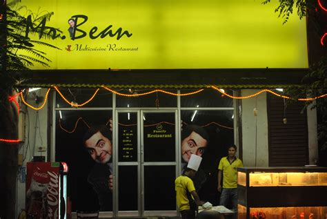 mr bean cuisine auroville marathon 2010 hemant soreng 39 s