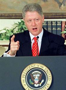 Bill Clinton Gets Heated Under Questioning About Monica Lewinsky The Daily Caller