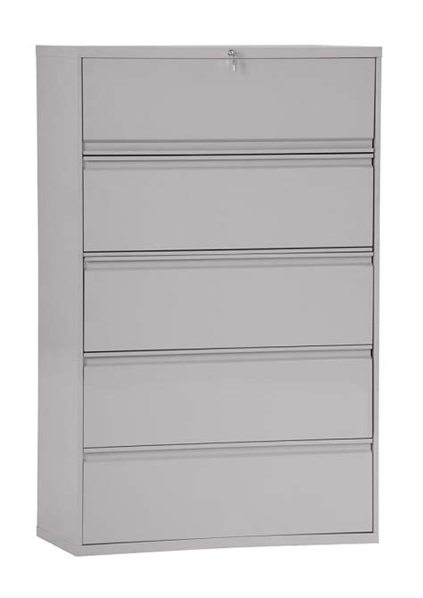 lateral vs vertical file cabinets sandusky lee full pull lateral file cabinet 5 drawer 42