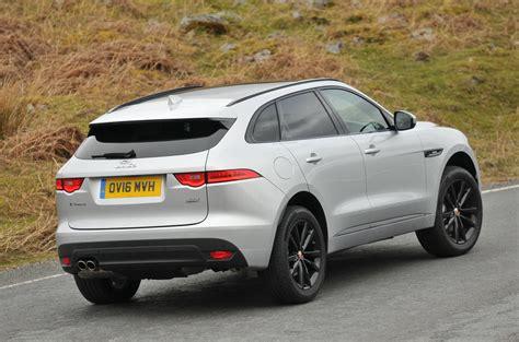 Jaguar Fpace Ride & Handling Autocar
