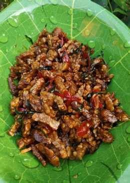 Tambahkan daun kemangi, aduk hingga daun kemangi agak layu, angkat. 573 resep orak arik tempe enak dan sederhana - Cookpad