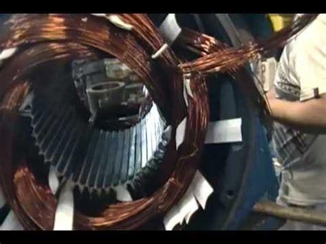 solucionado bobinado de motor yoreparo bobinado de motor electrico youtube