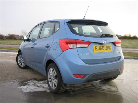 Hyundai Keeps Momentum Going With Excellent Ix20 Wheel