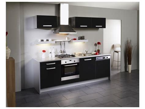 poign馥s de meuble de cuisine meuble de cuisine noir laque