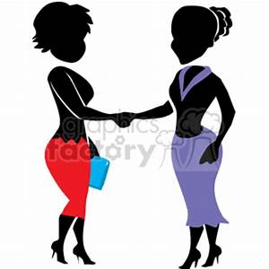 Business Partners Clipart (50+)
