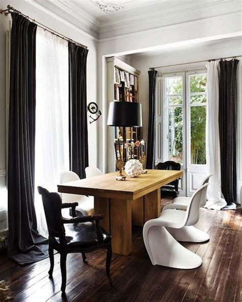Black Bedroom Curtains by Black Bedroom Curtains Interior Design